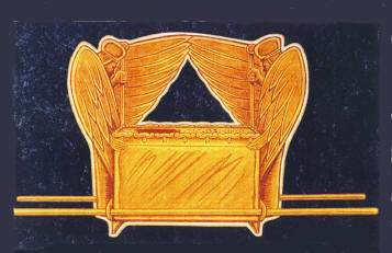 "Dimensions and details of Ark of the Covenant. ""The Mercy Seat""[Ex. 25: 10-22]"