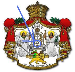 this variation includes the three major religions that reside in Ethiopia: Judaism, Christianity & Islam.