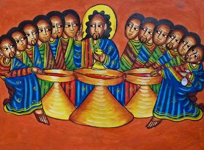 ethiopian last supper