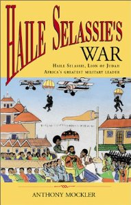 haile sellassie's war