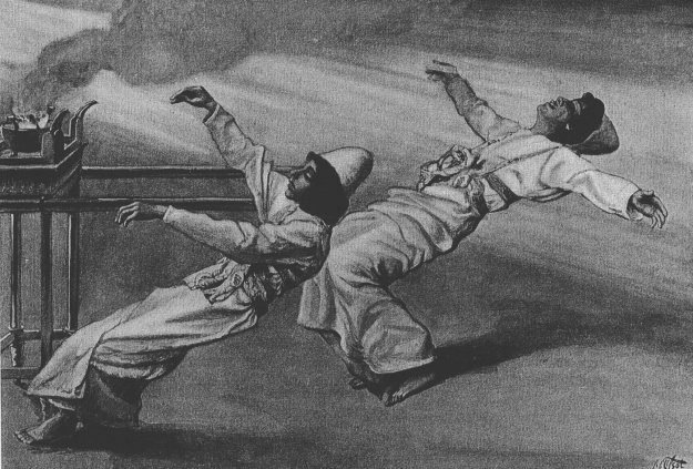 nadab-and-abihu-are-killed-in-the-tabernacle-leviticus-1900
