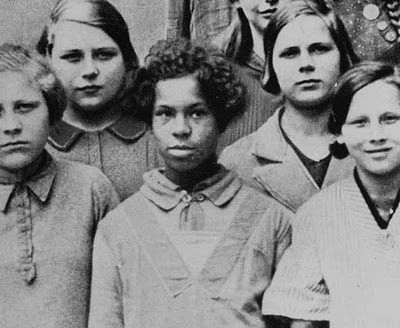 Afro-Germans suffered the same fate as the others who didn't fit into Nazism plan.