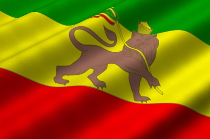 Rastafari Flag