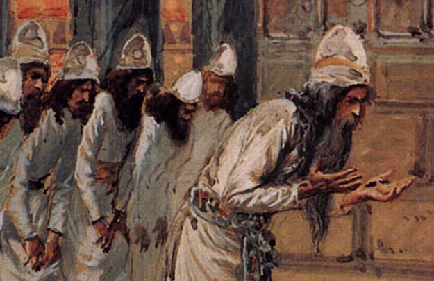 the Levitical Priesthood