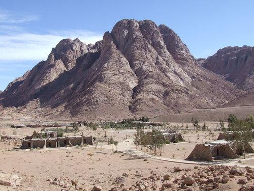 Mount Sinai הר סיני በሲና ተራራ