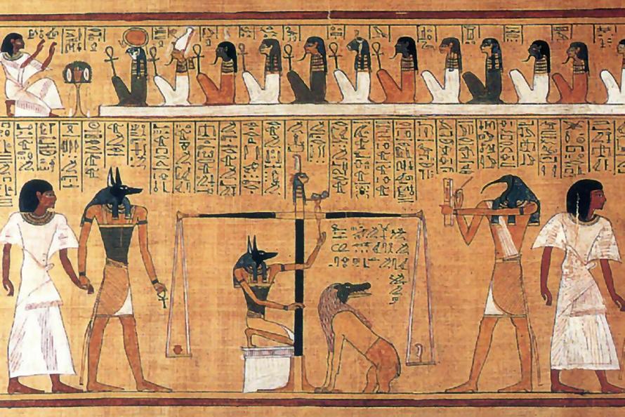 papyrus of ani
