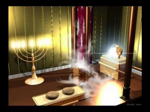 sanctuary of the tabernacle(mishkan)
