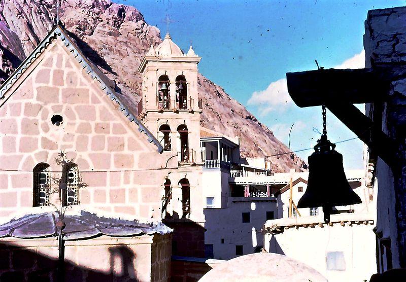 """Has God(JAH Ras Tafari) visited Mount Sinai since the Wilderness?"""