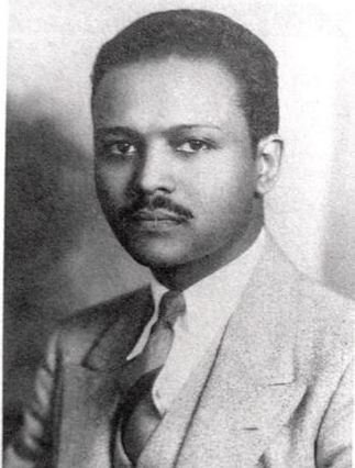 Dr. Melaku Emmanuel Bayen_ close relative and physician sent to America(United States) by H.I.M. Haile Sellassie I: intiated the founding of the Ethiopian World Federation, Inc.(Aug. 25, 1937; NYC, U.S.A.)