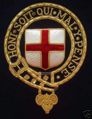 order of the garter symbol
