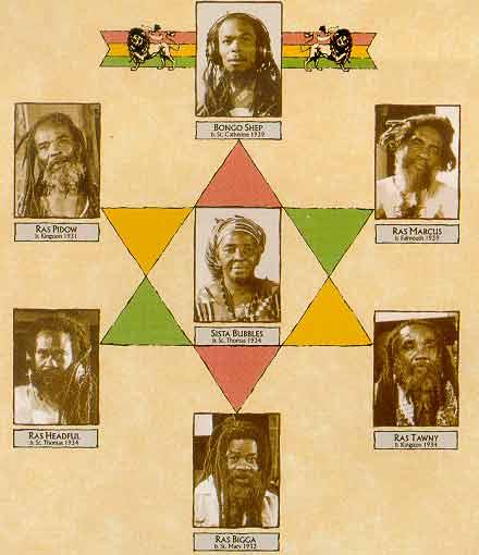 rastafari elders