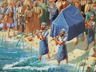 Crossing Over Jordan _[Deut. 9:1]