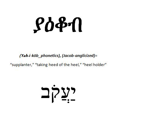 Jacob(Israel)[Yaiqob]