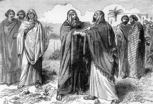 Jethro & Moses