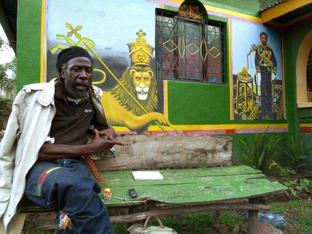 RRR Hails Up, Ras Tafari elders like; Ras Moya, who have repatriated