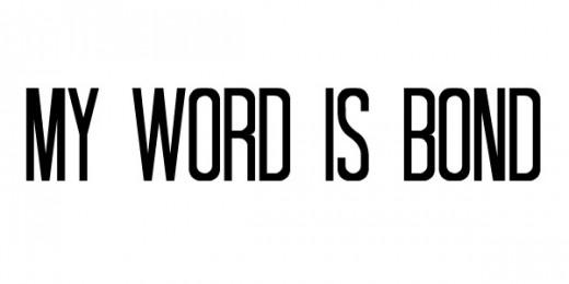 My-Word-is-Bond