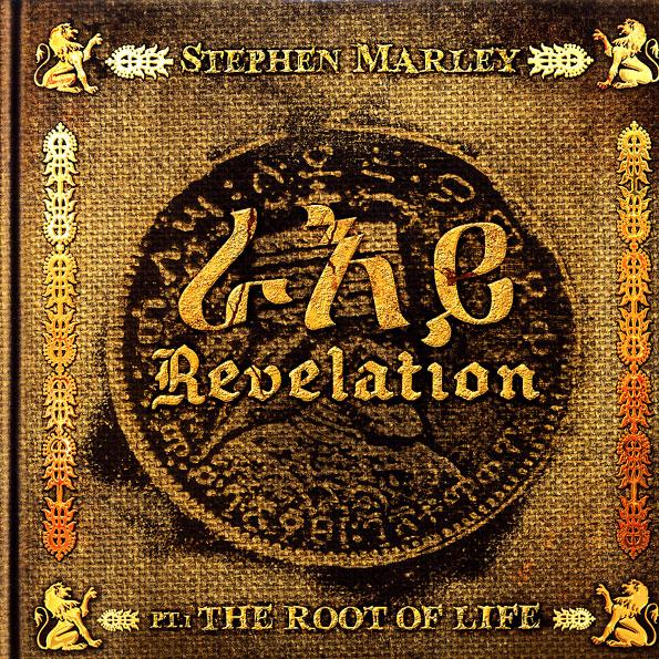 """Stephen Marley's grammy award winning album """"Revelation"""": The Root of Life Pt.1 dons the Ethiopian-Amharic word for Revelation= Ra'eey - ራእይ"""