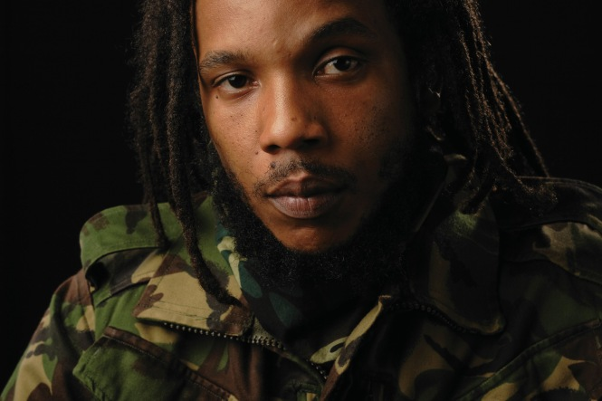 Stephen Marley_ son of Bob Marley; award winning musician; son & father; Livicated Ras Tafari.  We at RRR, hail up, & pray JAH keep his outstretched arm upon this bredrin & his family!