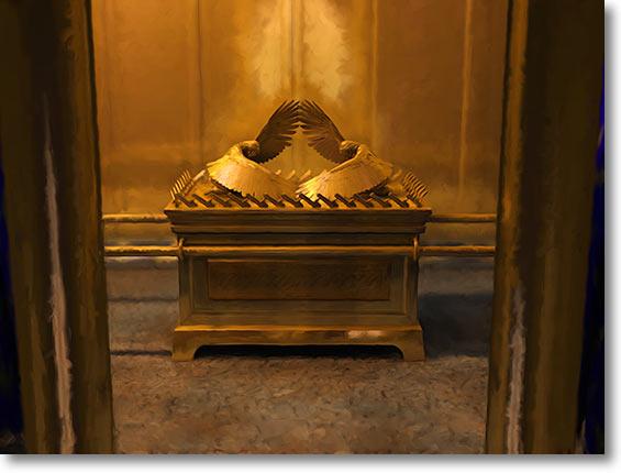 yom-kippur (Kapperet_Ark-of-the-Covenant)