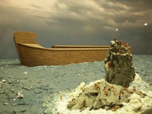 noach - parsha [great flood and the Ark]