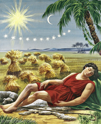 Joseph's dream of the sheaves