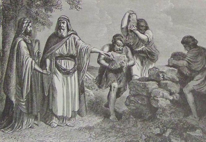 Jacob & Laban's covenant