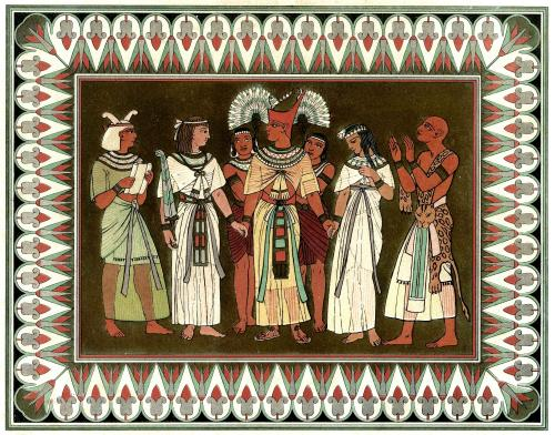 Joseph(Tz'afnat Pa'aneahkh') & Asnat