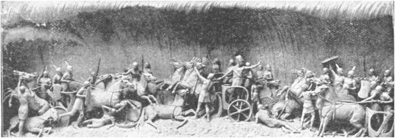 beshalach - parsha [pharaoh overthrown at red sea]