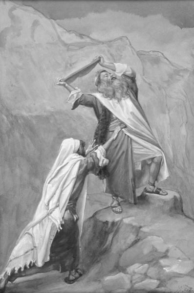 ki tissa - parshA ( Moses destroys the tablets and the golden calf)