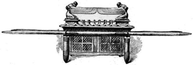the Ark. [Ex. 25: 10-22]