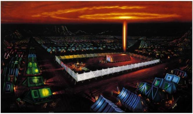 Tabernacle (Mishkan-Dinkwan)