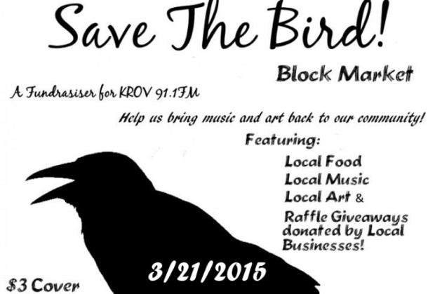 krov 91.1 save the bird - radio with Ihite Miri-Emmanuelle