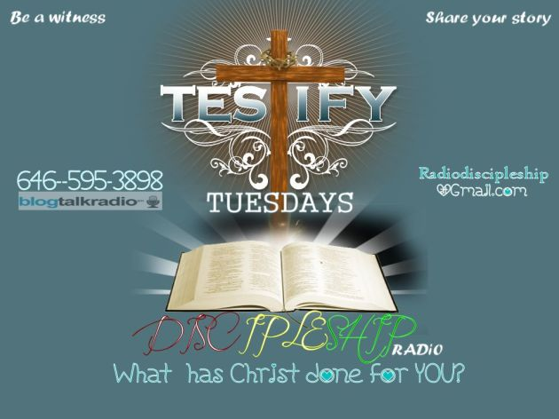 LOJS-RTG Discipleship Radio (Sabbath Study shows) every Tue