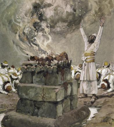 wayikra - parsha (sacrifice-priesthood)