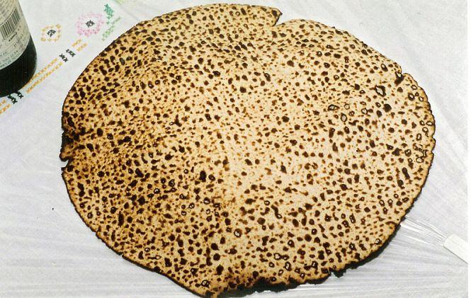 Sh'mura Matz'ot - Rabbinical supervised unleavened bread