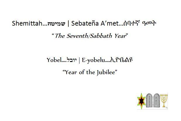 behar - parsha (sabbath and jubilee yrs)