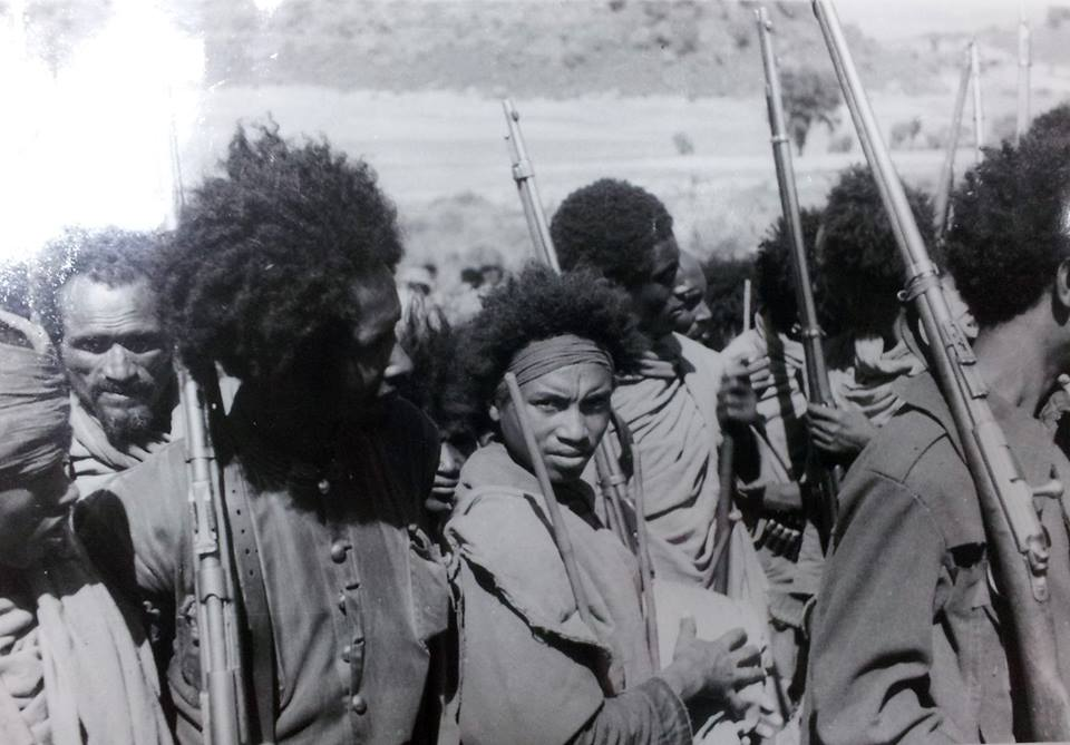 ethiopian patriots during italian invasion