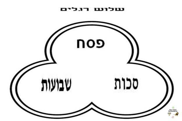 Shalosh Regalim