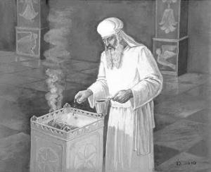 korach - parsha [eleazar priest]