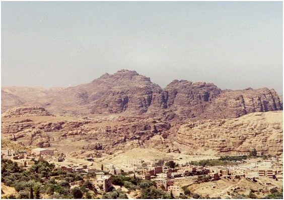 Mount Hor - הֹר הָהָר - ሖር ተራራ