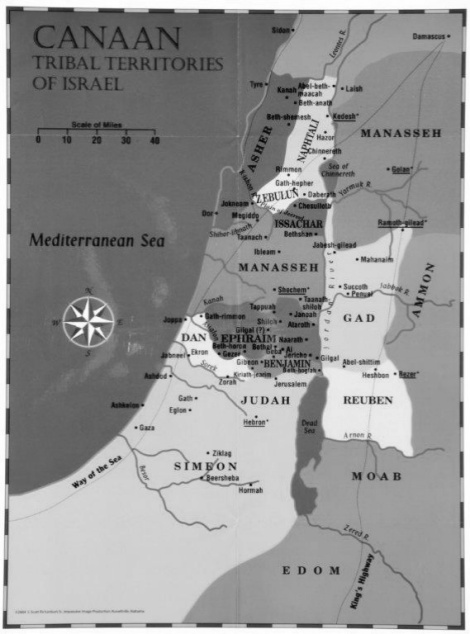 masei - parsha [12 tribes land depositary]