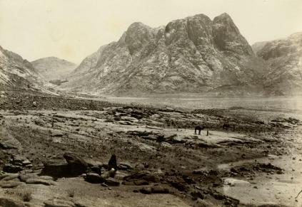 Mount Horeb -