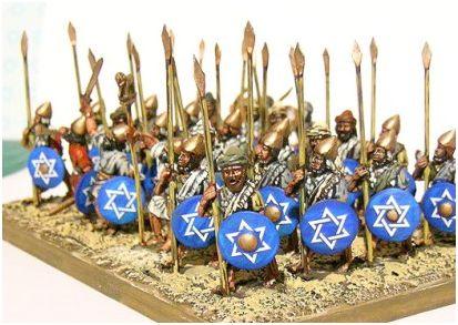 ki tetzei - parsha [israelite army-Deut.21vrs1]