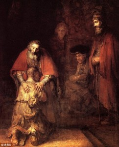 """""""The Wayward Son"""" parable = """"The Prodigal Son"""" _ """"The Old Testament is the New Testament concealed: & the New Testament is the Old Testament revealed""""(Elder Ras Tafari proverb)"""