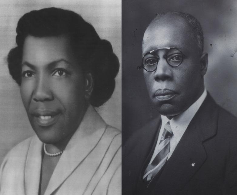 Migñōn L. I. Ford & Arnold J. Ford