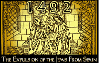 edict of expulsion of the moors and jews (moorish spain)