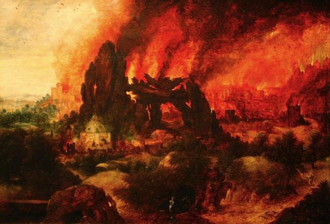 wayeira -parsha [Destruction_of_Sodom_&_Gomorrah]