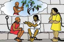 wayesheb - parsha [Joseph in prison]