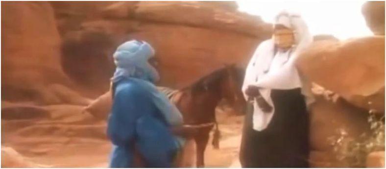 """- (still) from the film """"La'Genese' [Genesis] of Judah & Tamar."""
