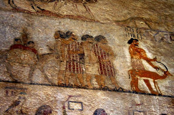 wayigash - parsha [ancient hyksos (hebrews)]